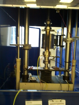 mechanical and creep testing Testing mechanical properties - tensile strength, impact strength,  mechanical properties tensile testing  with additional measurements of creep behaviour .