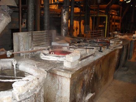 Heat Treatment Of Steel Using Molten Salt Baths