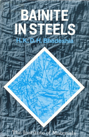 Bainite in steels, first edition