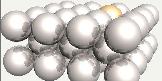 substitutional hardening - chromium in iron