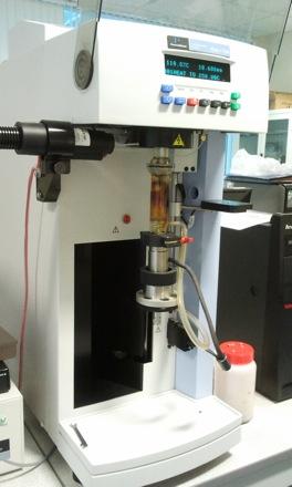 Thermogravimetric equipment