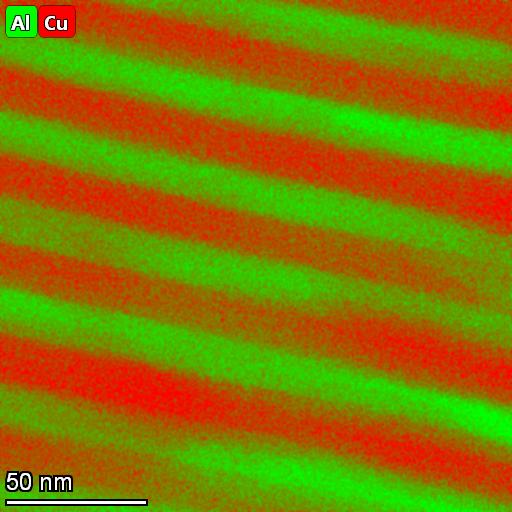 aluminium-copper eutectic image